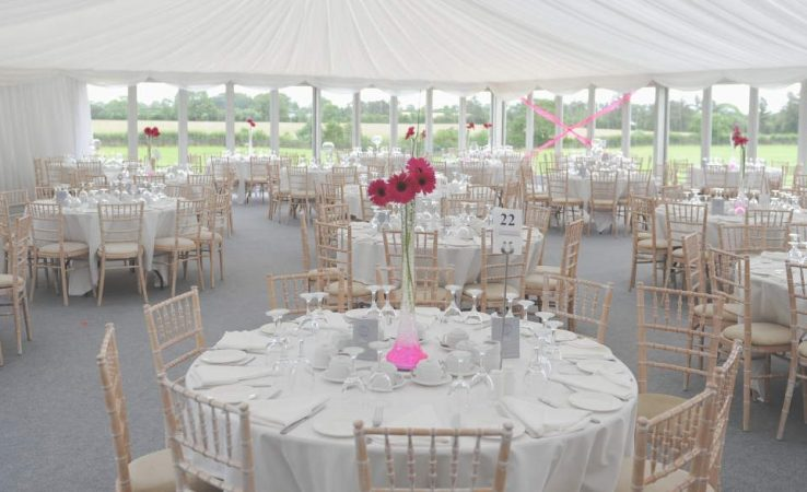 Leisure Domes Marquee Hire